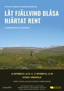 Affisch filmvisning 16 - 17 oktober