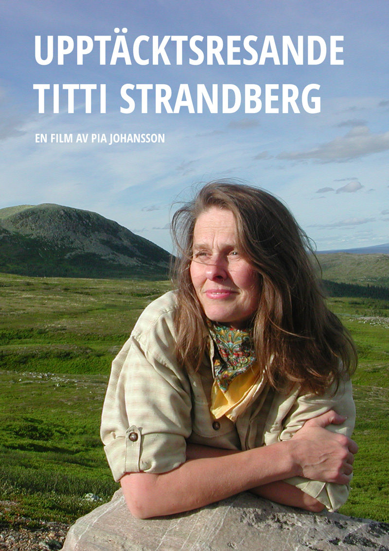 Upptäcktsresande Titti Strandberg
