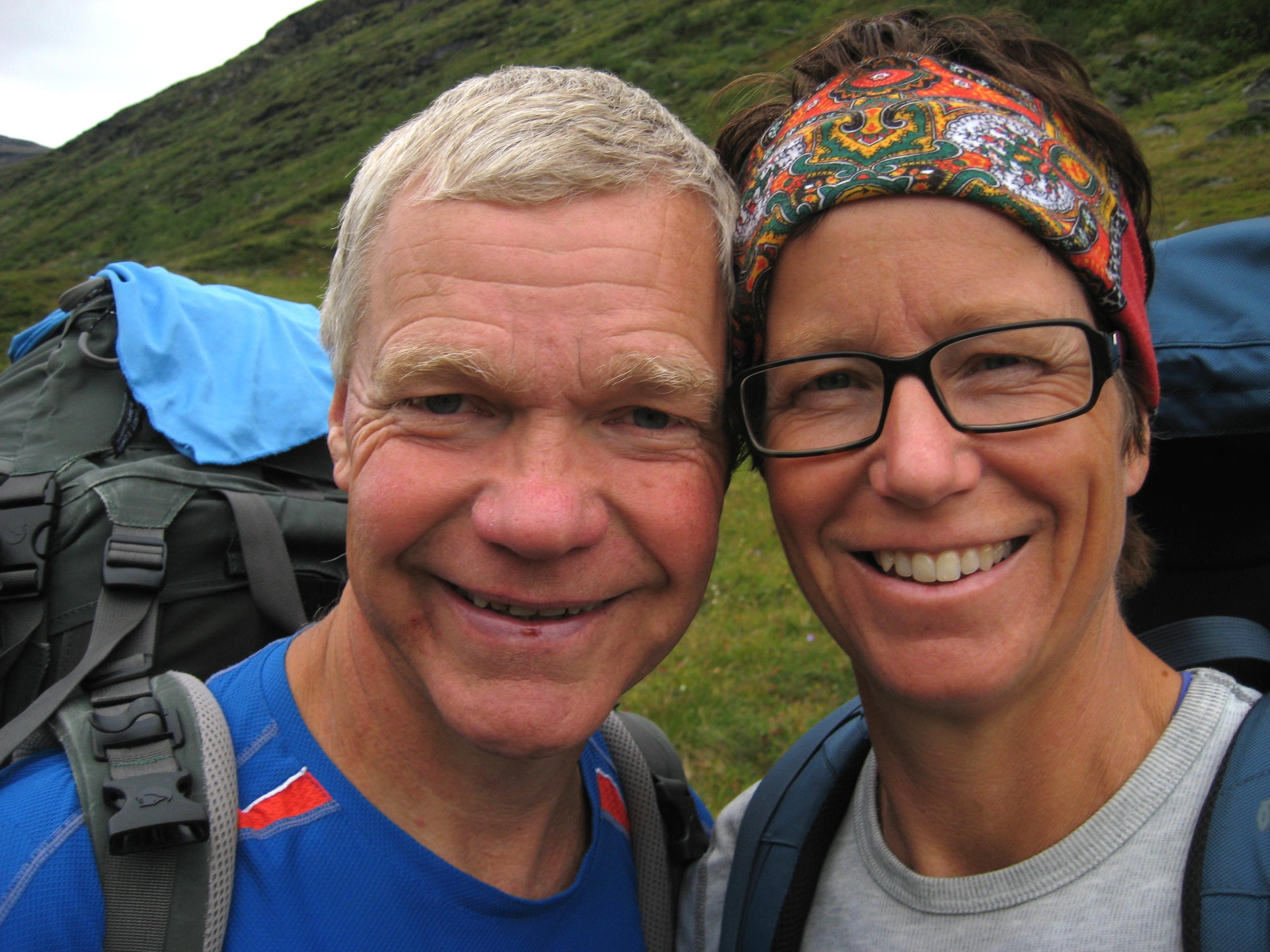 Filmteamet Hans & Pia Johansson-Låt fjällvind blåsa hjärtat rent